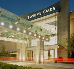 Twelve Oaks Mall in Novi, Michigan