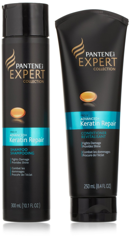 keratin pantene shampoo